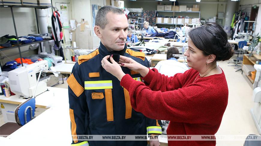 Разработан новый образец одежды для спасателей