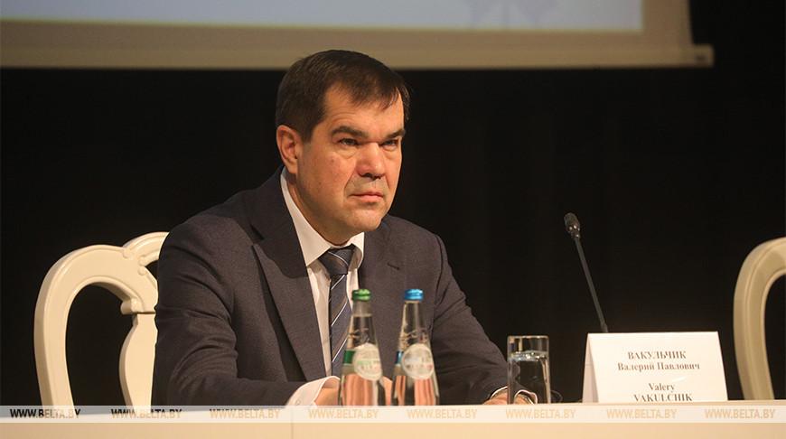 """Конференция """"Безопасность и устойчивое развитие: теория и практика в условиях цифровой трансформации"""" проходит в Минске"""
