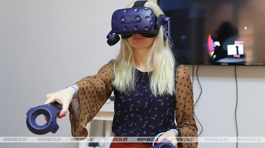 В витебском музее через VR-очки предлагают погрузиться в атмосферу школы Баухаус 1920-х годов