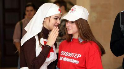 Гомельская областная организация БОКК провела встречу к Всемирному дню волонтера