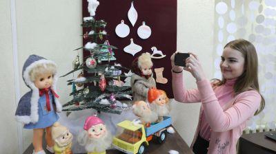 Выставка новогодних игрушек 1960-1980-х годов открылась в Витебске