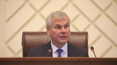 Владимир Андрейченко избран спикером Палаты представителей седьмого созыва