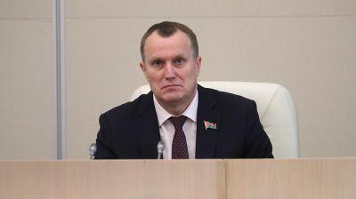Анатолий Исаченко избран вице-спикером Совета Республики