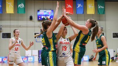 Юные баскетболисты из пяти стран принимают участие в турнире памяти Владимира Рыженкова в Минске