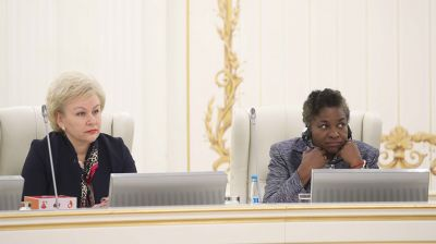 Круглый стол по вопросам проектной деятельности ЮНФПА прошел в Минске