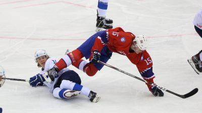 Норвежцы победили словенцев в матче открытия молодежного ЧМ в Минске