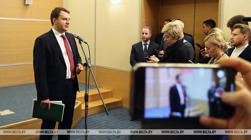 Беларусь и Россия серьезно сблизили позиции по нефти и газу - Орешкин