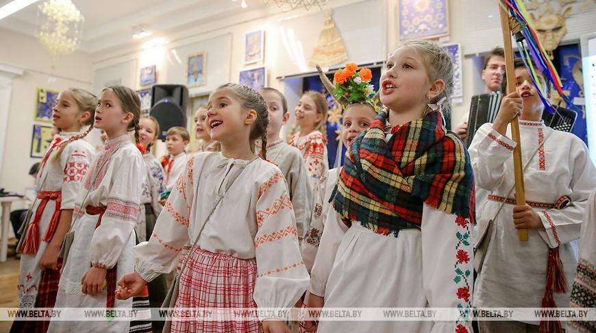 """Благотворительная акция """"Наши дети"""" стартовала в Минске"""