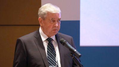 Семашко выступил на научно-практической конференции, приуроченной к 20-летию подписания Договора о создании Союзного государства