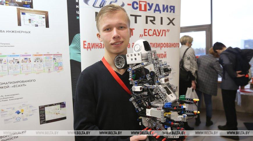 Ярмарка инновационных идей Smart Patent-2019 открылась в Минске