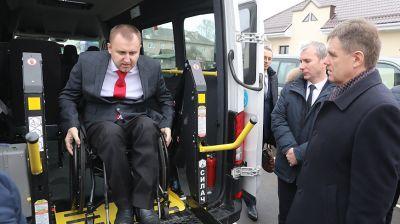 В работе по социализации инвалидов должен обеспечиваться комплексный подход - Петришенко