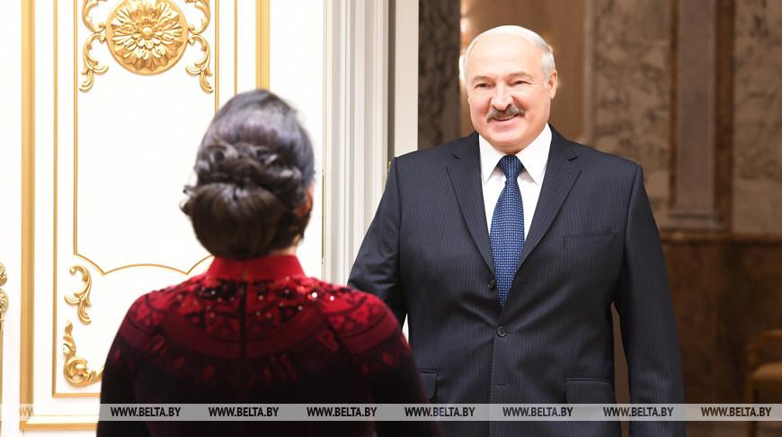 Лукашенко встретился с председателем Национального собрания Вьетнама