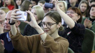 Национальный студенческий форум открылся в Орше