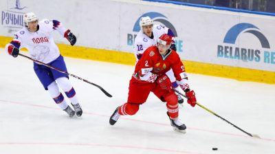 Белорусские хоккеисты уступили норвежцам на молодежном ЧМ