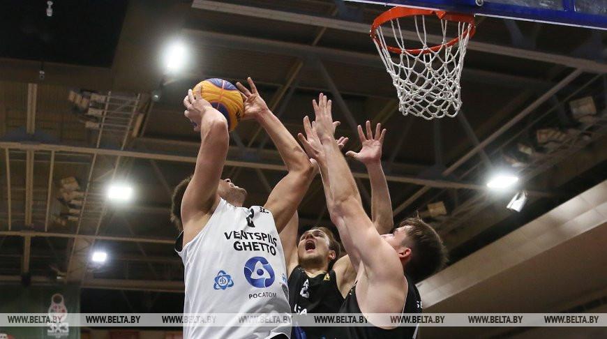 Рождественский фестиваль по баскетболу 3х3 прошел в Гродно