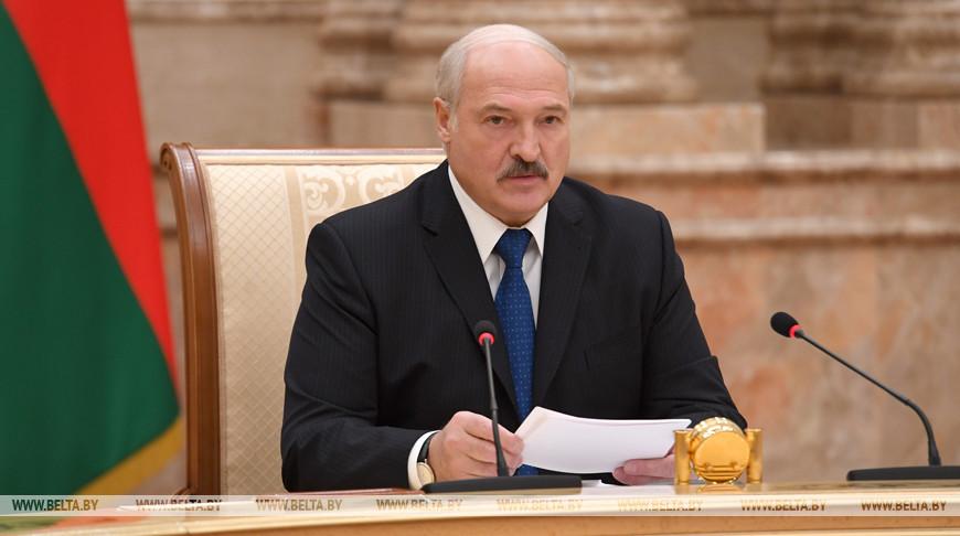Лукашенко провел совещание о реализации наиболее проблемных инвестиционных проектов