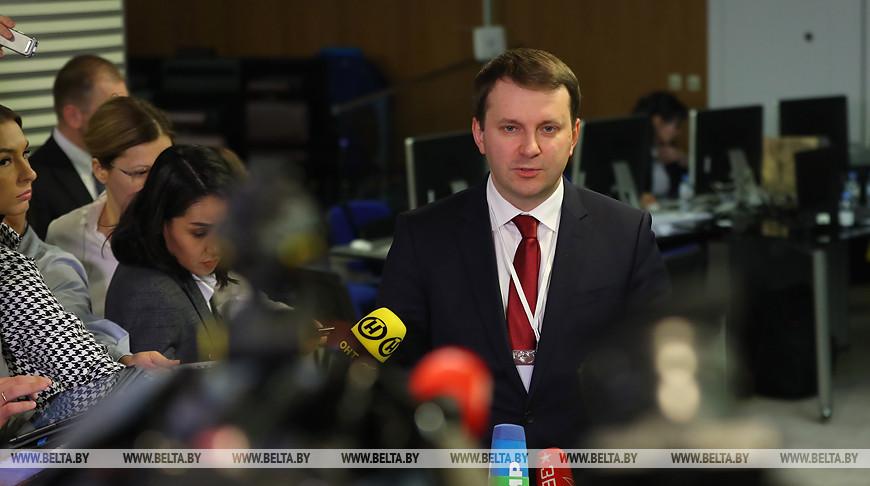 Беларуси и России осталось решить три группы вопросов - Орешкин
