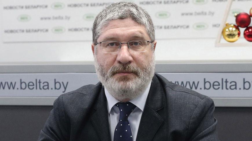 """Онлайн-конференция """"Итоги 2019 года, перспективы белорусской экономики и валютного рынка"""" прошла в БЕЛТА"""