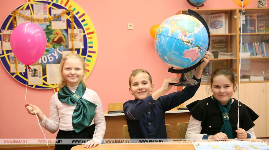 Школа в агрогородке Радуга Ветковского района открыта после реконструкции