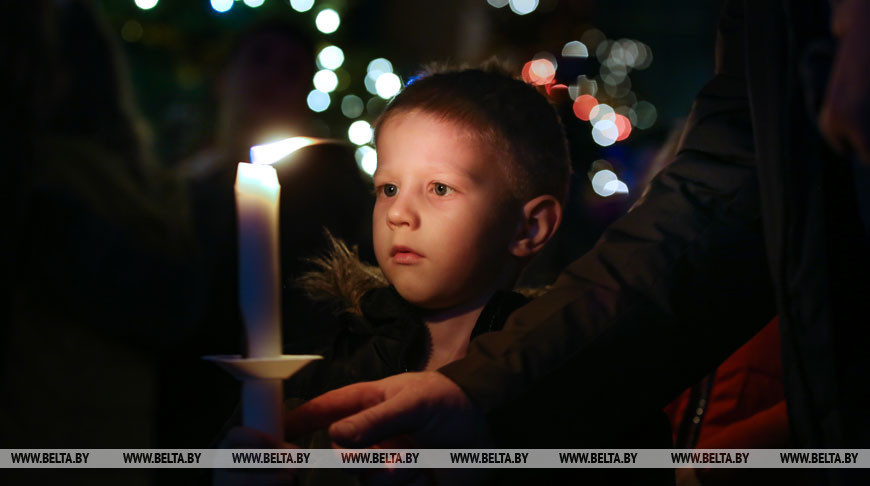 Католики отметили Рождество Христово