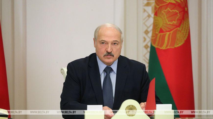 Лукашенко обновил местную вертикаль власти