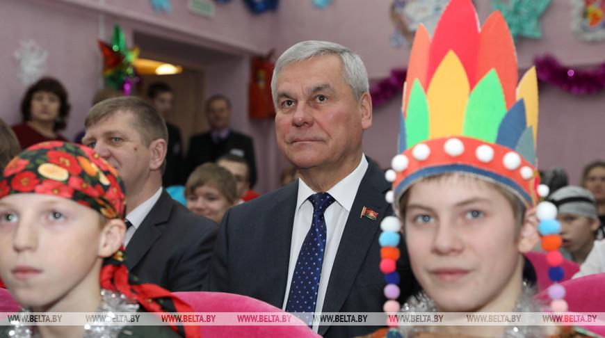"""Андрейченко принял участие в акции """"Наши дети"""""""