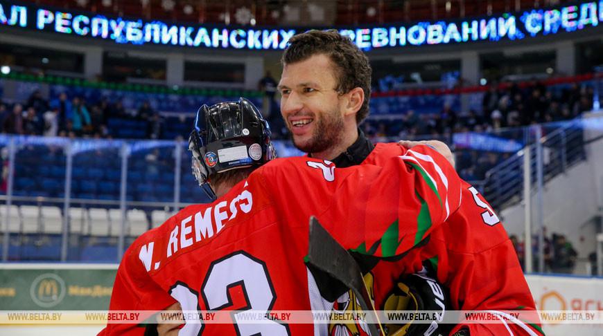 Хоккеисты ОАЭ стали бронзовыми призерами Рождественского турнира в Минске