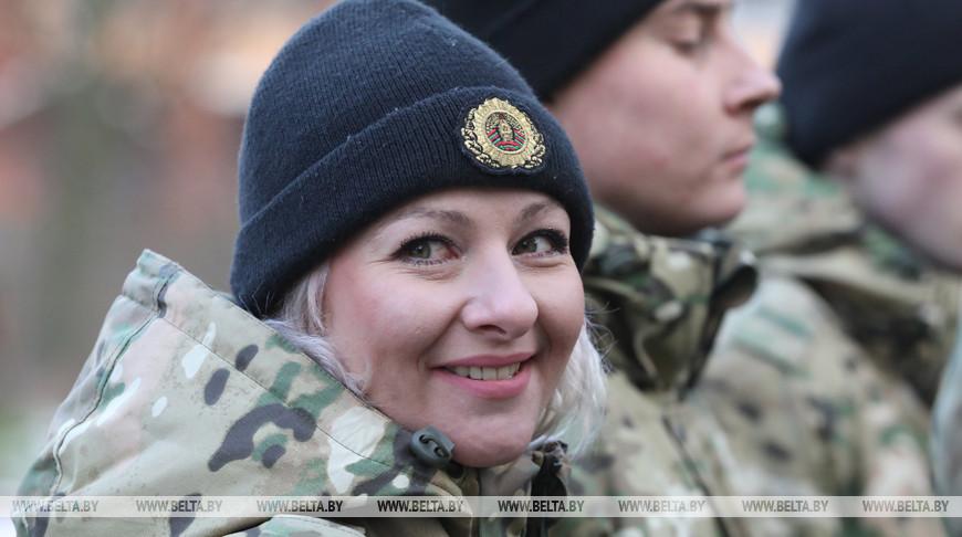 Во внутренних войсках МВД началась плановая отработка программы обучения