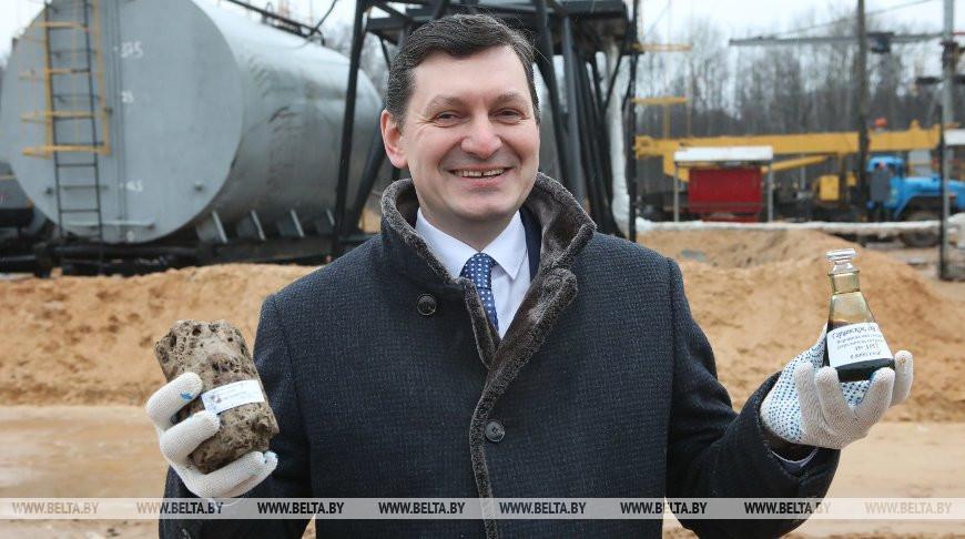 Три новых залежи нефти открыли в Речицком районе