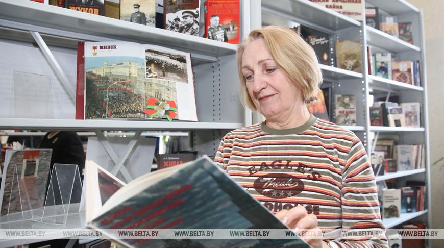 Областная библиотека в Гродно справила новоселье в бывшем здании банка