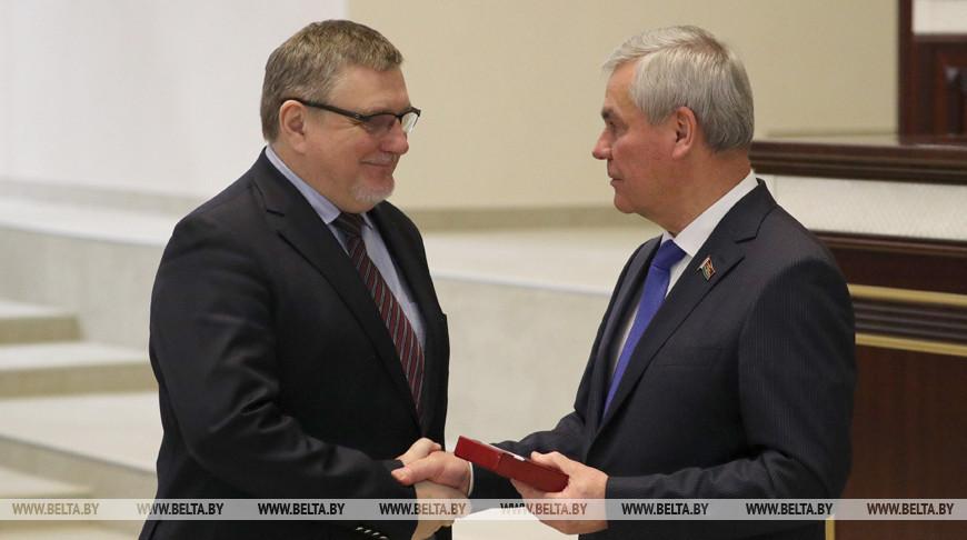 Семинар для ознакомления депутатов с государственными информационными ресурсами прошел в Минске