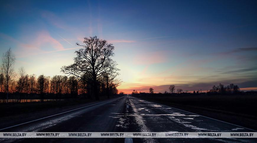 Закаты над Беларусью