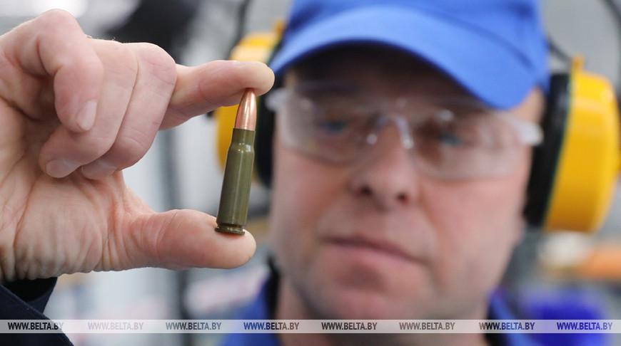 В Оршанском районе начали производить патроны