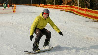 В горнолыжных центрах Беларуси - зимний сезон