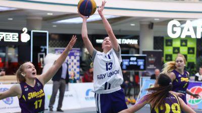 Турнир по баскетболу 3х3 Snowball прошел в Минске