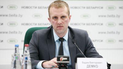 Брифинг о поэтапном переходе на экоупаковку прошел в пресс-центре БЕЛТА