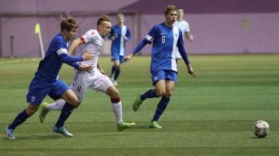 Белорусские футболисты победили финнов в розыгрыше Кубка развития
