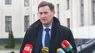 Рыженков ознакомился с тем, как в Гродно выполняются поручения Президента