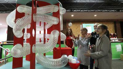 Интерактивный музей человека откроется во Дворце Республики