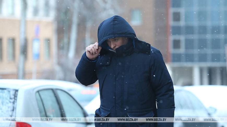 Непогода в Минске