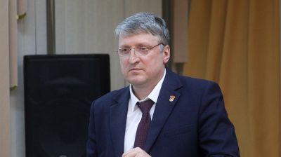 Заместитель главы администрации Московского района встретился с жителями столичной Грушевки