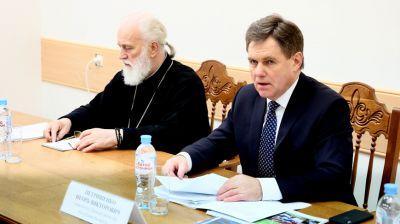 Подготовку к торжествам в Жировичском монастыре обсудили на заседании республиканского оргкомитета
