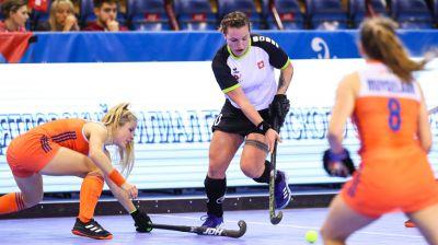 Команда Нидерландов обыграла сборную Швейцарии на ЧЕ по индор-хоккею в Минске