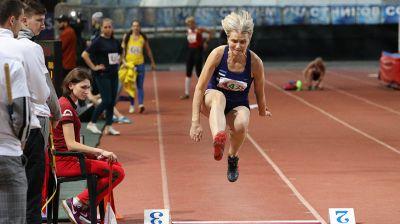 Открытый чемпионат Беларуси по легкой атлетике среди ветеранов прошел в Минске