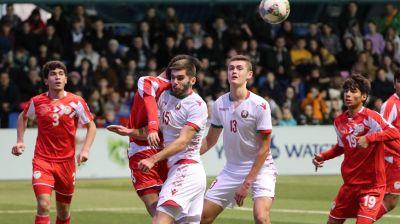 Белорусские футболисты второй раз подряд выиграли Кубок развития
