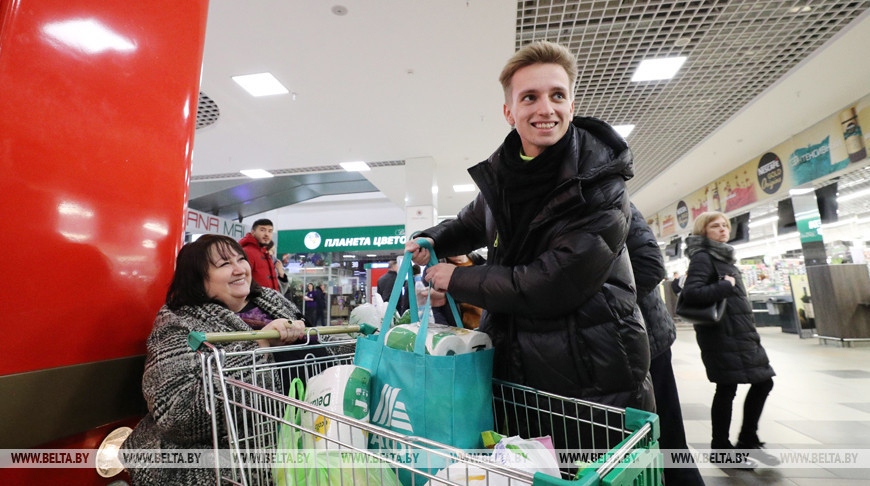 """Благотворительная акция """"Любовь в подарок"""" прошла в Минске"""