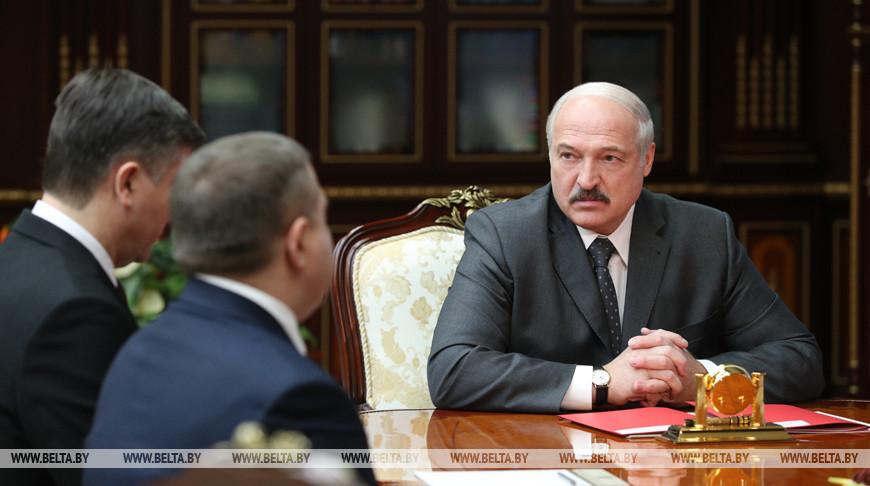 Лукашенко согласовал назначение председателя Витебского горисполкома и главы администрации Московского района Бреста