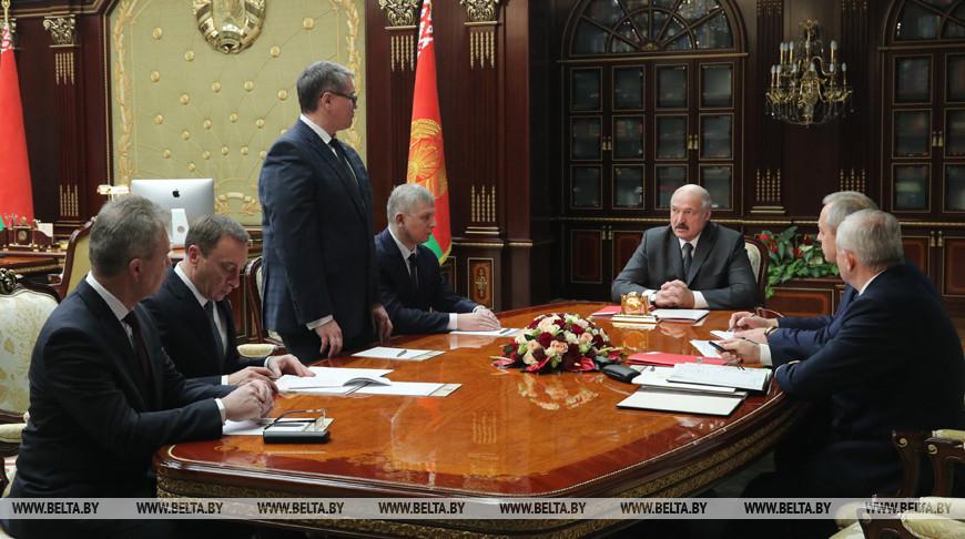 Лукашенко произвел назначения в Администрации и Управделами Президента