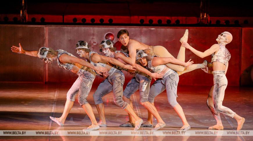 """Балет """"Сотворение мира"""" в новой редакции на сцене Большого театра"""