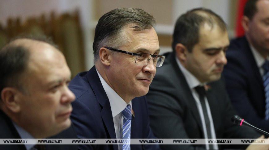 Встреча с германскими парламентариями прошла в Палате представителей